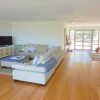 After - The Living Space - A beautiful timber floor for the open plan living area.